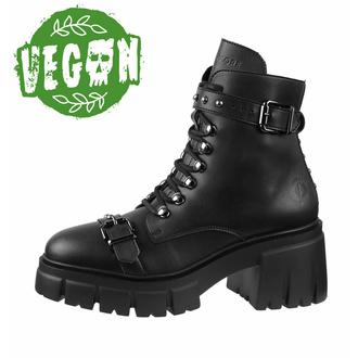 Ženski škornji ALTERCORE - Tilara Vegan - Črna, ALTERCORE