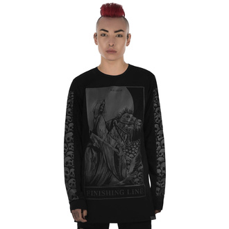 Unisex majica z dolgimi rokavi KILLSTAR - Finishing Line Long Sleeve Top, KILLSTAR