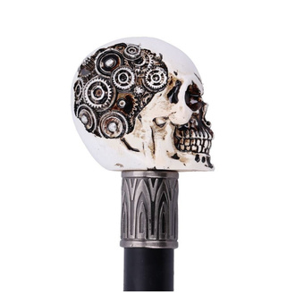 Sprehajalna palica Clockwork Cranium Swaggering Cane, NNM