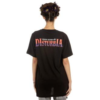 Ženska hardcore majica - Frida Sunset - DISTURBIA, DISTURBIA