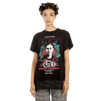 Ženska hardcore majica - Frida Viva La Vida - DISTURBIA, DISTURBIA