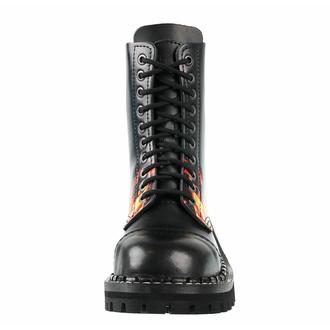 Škornji STEADY´S - 10 očesc - Fire, STEADY´S