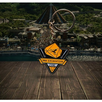 Obesek za ključe (obesek) Jurassic Park, NNM, Jurassic World