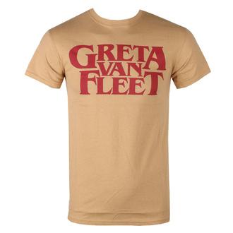 Moška metal majica Greta Van Fleet - Logo - ROCK OFF, ROCK OFF, Greta Van Fleet