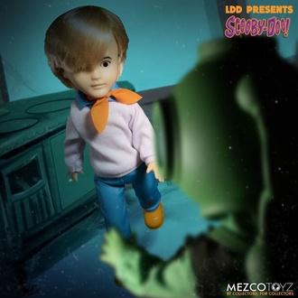 Figura (lutka) Scooby-Doo & Mystery - Living Dead Dolls - Fred, LIVING DEAD DOLLS, Scooby-Doo & Mystery