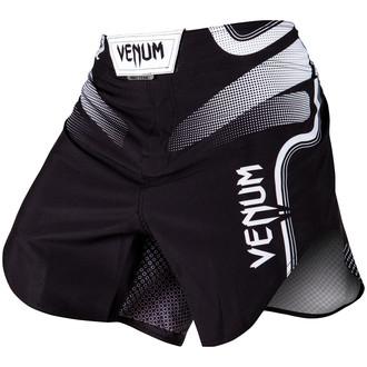 Moške boksarske kratke hlače VENUM - Tempest 2.0 - Črno / Bela, VENUM