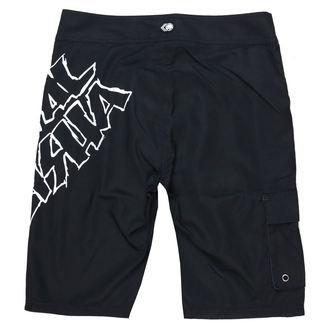 Moške kratke hlače (plavalne kratke hlače) METAL MULISHA - IKON - BLK, METAL MULISHA