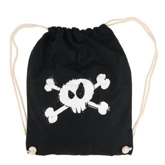 Nahrbtna torba (vreča/nahrbtnik) Splashed Skull - Metal-Kids, Metal-Kids