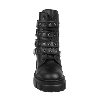 Ženski škornji ALTERCORE - Murani - Vegan Črna, ALTERCORE