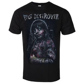Moška majica Pig Destroyer - Painter Of Dead Girls - Črna - INDIEMERCH, INDIEMERCH, Pig Destroyer