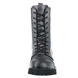 čevlji NEVERMIND - 10 očesca - Črno Antraks, NEVERMIND