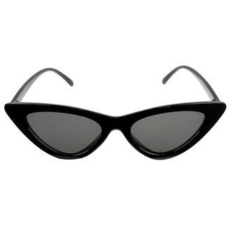 Sončna očala JEWELRY & WATCHES - CAT EYE - Črno, JEWELRY & WATCHES