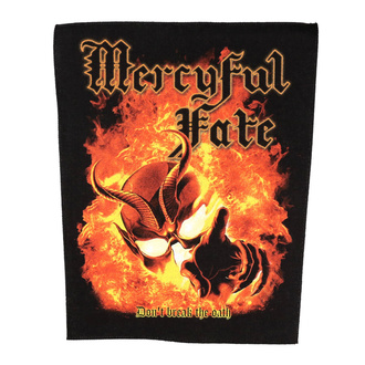 Velik našitek Mercyful Fate - Don't Break The Oath - RAZAMATAZ, RAZAMATAZ, Mercyful Fate