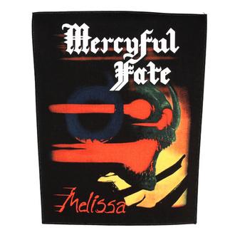 Velik našitek Mercyful Fate - Melissa - RAZAMATAZ, RAZAMATAZ, Mercyful Fate