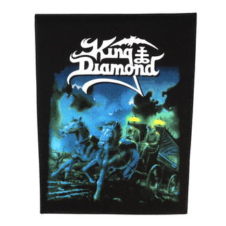 Velik našitek King Diamond - Abigail - RAZAMATAZ, RAZAMATAZ, King Diamond