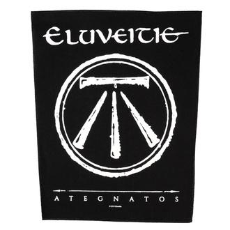 Velik našitek Eluveitie - Ategnatos - RAZAMATAZ, RAZAMATAZ, Eluveitie