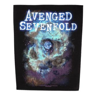 Velik našitek Avenged Sevenfold - Nebula - RAZAMATAZ, RAZAMATAZ, Avenged Sevenfold