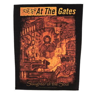 Velik našitek At The Gates - Slaughter Of The Soul - RAZAMATAZ, RAZAMATAZ, At The Gates
