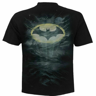 Moška majica Spiral - Batman - CALL OF THE KNIGHT - Črna, SPIRAL, Batman