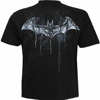Moška majica SPIRAL - Batman - NOCTURNAL - Črna, SPIRAL, Batman