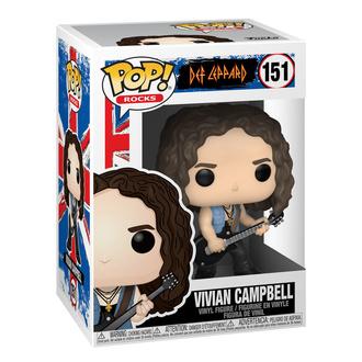Figura Def Leppard - POP! - Vivian Campbell, POP, Def Leppard