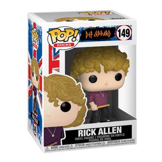 Figura Def Leppard - POP! - Rick Allen, POP, Def Leppard