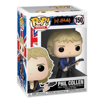 Figura Def Leppard - POP! - Phil Collen, POP, Def Leppard