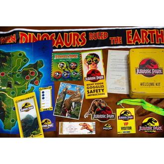 Jurassic Park darilna škatla - Welcome Kit - Standard edition, NNM, Jurski park