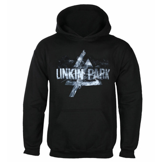 Moški hoodie LINKIN PARK - SMOKE LOGO - PLASTIC HEAD, PLASTIC HEAD, Linkin Park