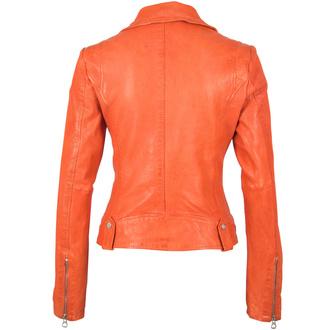 Ženska (bajkerska) jakna GGFavour LAMAXV Oranžna, NNM