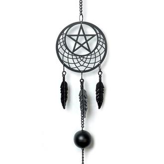 Zvončki (dekoracija) ALCHEMY GOTHIC - Pentagram Dream Catcher, ALCHEMY GOTHIC