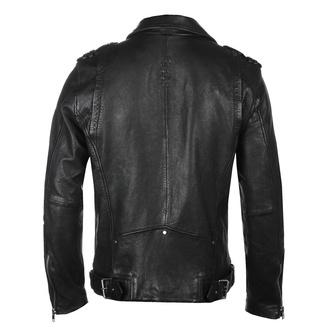 Moška (bajkerska) jakna G2BNoct SF SVATV - črna, NNM