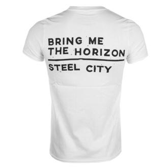 Metal majica moški Bring Me The Horizon - Distorted - ROCK OFF - BMTHTS27MW