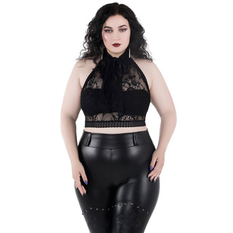 Ženski top KILLSTAR - Giana Lace Halter, KILLSTAR