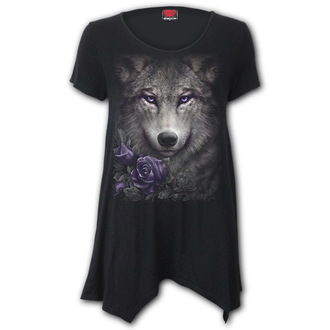 Ženska majica - WOLF ROSES - SPIRAL, SPIRAL