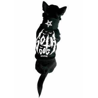 Pasje oblačilo (hoodie) KILLSTAR - Goth Dog, KILLSTAR