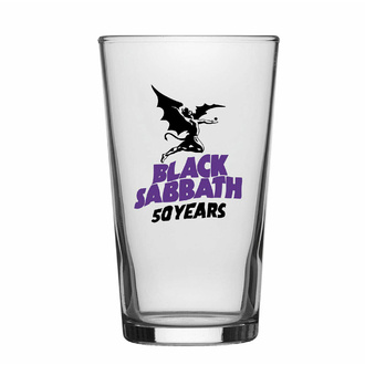 Steklo BLACK SABBATH - 50 YEARS - RAZAMATAZ, RAZAMATAZ, Black Sabbath