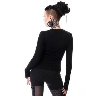 Ženski pulover POIZEN INDUSTRIES - GRAB HER - ČRNA, POIZEN INDUSTRIES