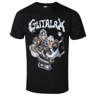 Moška majica GUTALAX - Gore N´ Roll - ROTTEN ROLL REX, ROTTEN ROLL REX, Gutalax