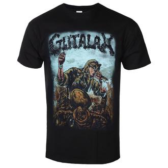 Moška majica GUTALAX - Shitbusters - ROTTEN ROLL REX, ROTTEN ROLL REX, Gutalax