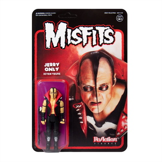 Figura Misfits - ReAction - Jerry Only, NNM, Misfits