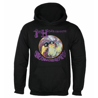 Moška majica Jimi Hendrix - Are You Experienced - Črna, NNM, Jimi Hendrix