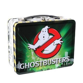 Aktovka Ghostbusters - Tin Tote Stay Puft Marshmallow Man, NNM, Ghostbusters
