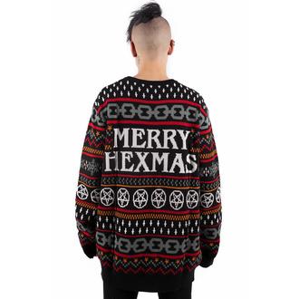 Unisex pulover KILLSTAR - Hail Santa, KILLSTAR
