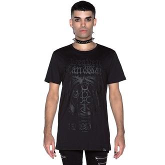 Uniseks (univerzalna) majica KILLSTAR - Heaven Can Wait (Nebesa lahko počakajo), KILLSTAR
