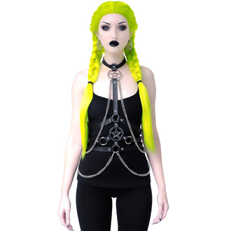 Oprtnik (harness) KILLSTAR - Hellz Bells, KILLSTAR