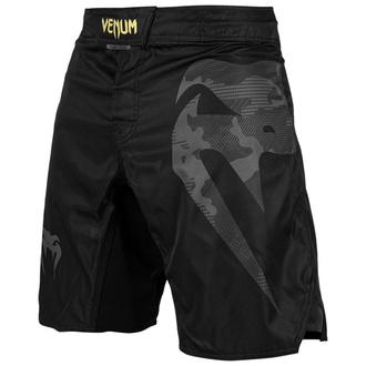 Moške kratke hlače Venum - Light 3,0 - Črna / Zlata, VENUM