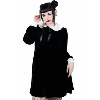 Ženska obleka KILLSTAR - Hope In Hell - Ovratnik, KILLSTAR