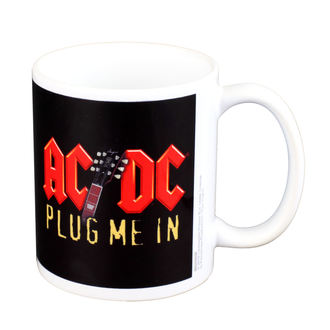 Šalica AC / DC - Plug Me In - PYRAMID POSTERS, PYRAMID POSTERS, AC-DC