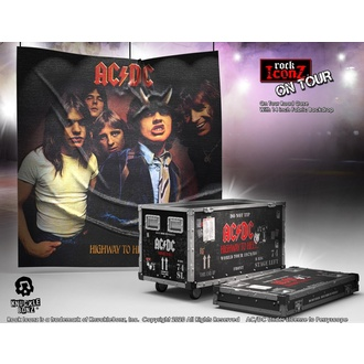 Dekoracija AC / DC - On Tour Highway to Hell Road - KNUCKLEBONZ, KNUCKLEBONZ, AC-DC